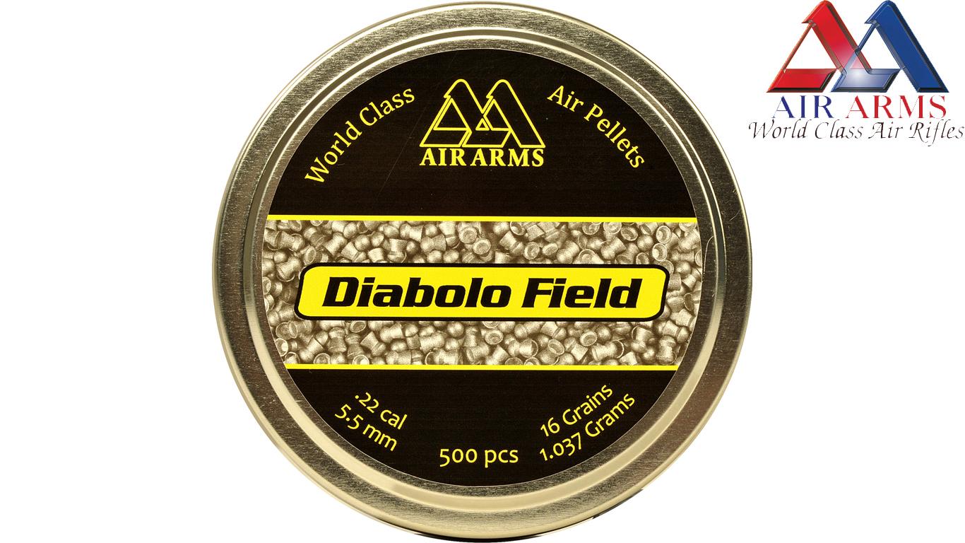 Air Arms Diabolo Field Pellets